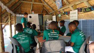 Bush school south Africa