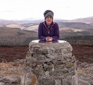 Trip point on Carn Diamph