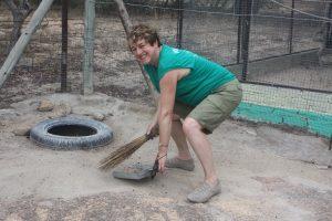 Volunteer in South Africa wildlife orphanage