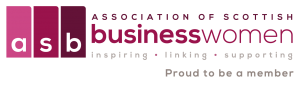 ASB association of Scottish Businesswomen logo