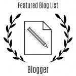 Marie is listed on The Blog List